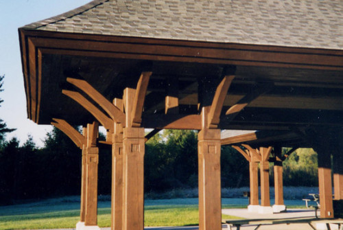 Civic/Municipal Park Shelter