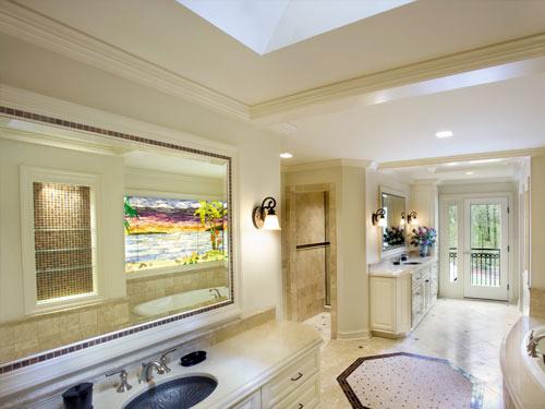 Residential Master Bath