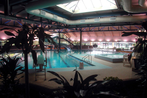 Recreation Center and Pool